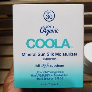 COOLA Mineral Sun Silk Moisturizer Sunscreen